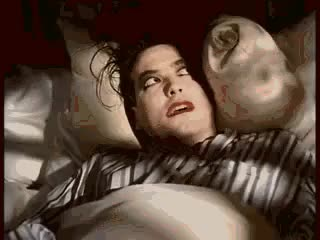 """Watch """"Lullaby"""" The Cure  GIF on Gfycat. Discover more lullaby, music, new wave, robert smith, the cure GIFs on Gfycat"""