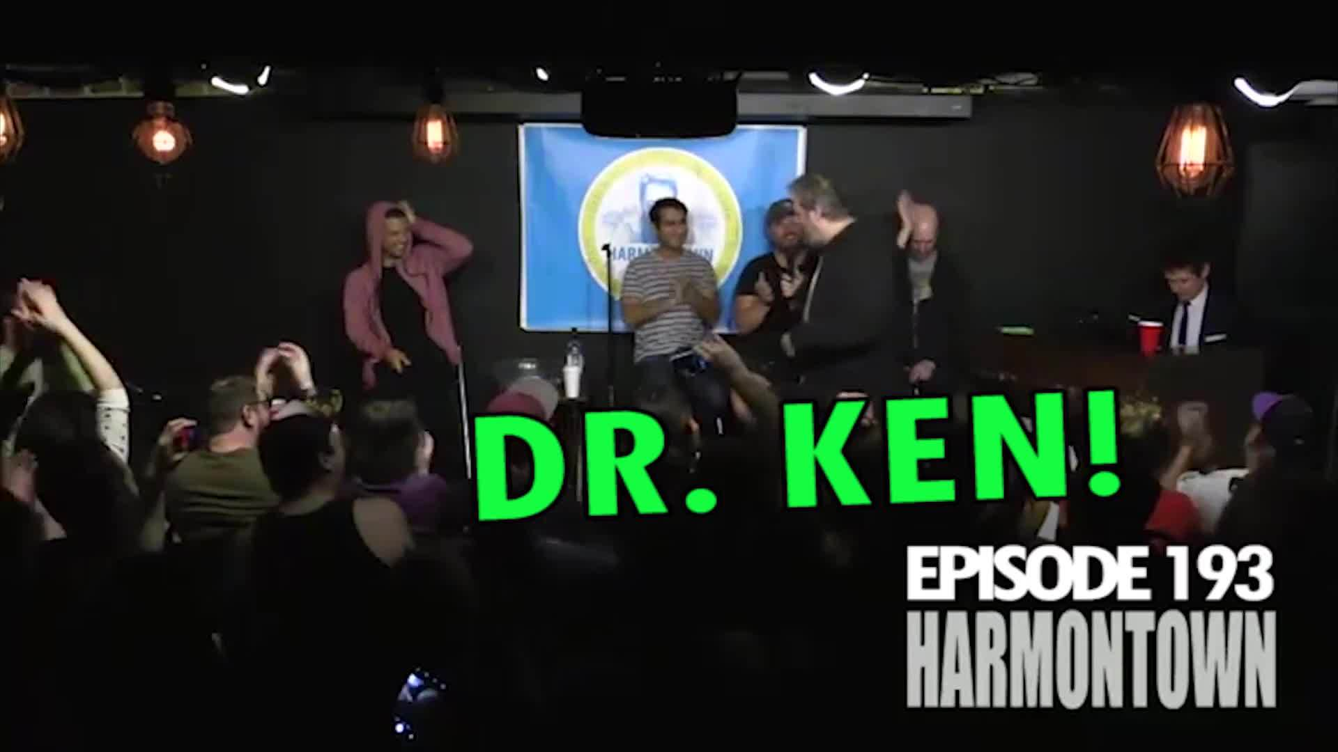 dr. ken, harmontown, rap, Harmontown Dr. Ken rap (feat. Raleigh Ritchie aka. Jacob Anderson aka. Gray Worm) GIFs