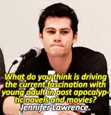 Watch and share Dylan Is Perfection GIFs and I Love Him So Much GIFs on Gfycat