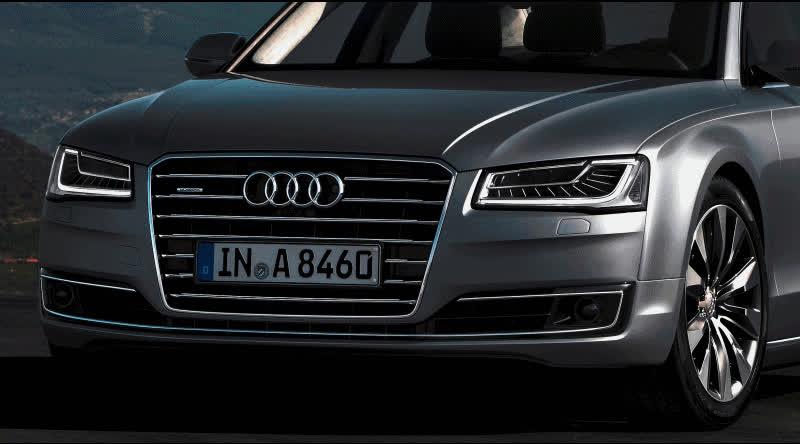 Audi Animation GIFs
