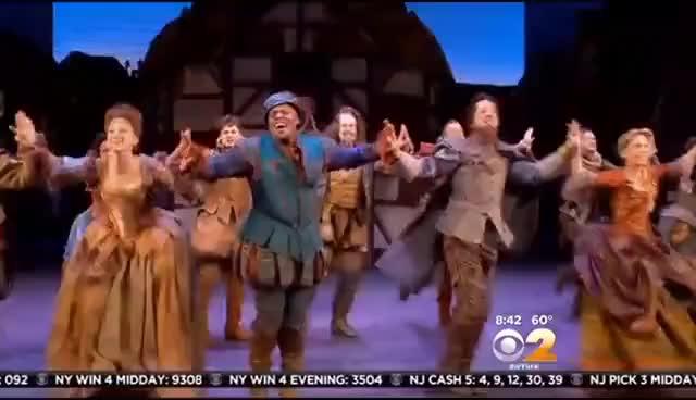 Watch Beautiful GIF on Gfycat. Discover more Broadway, Christian Borle, Something Rotten GIFs on Gfycat