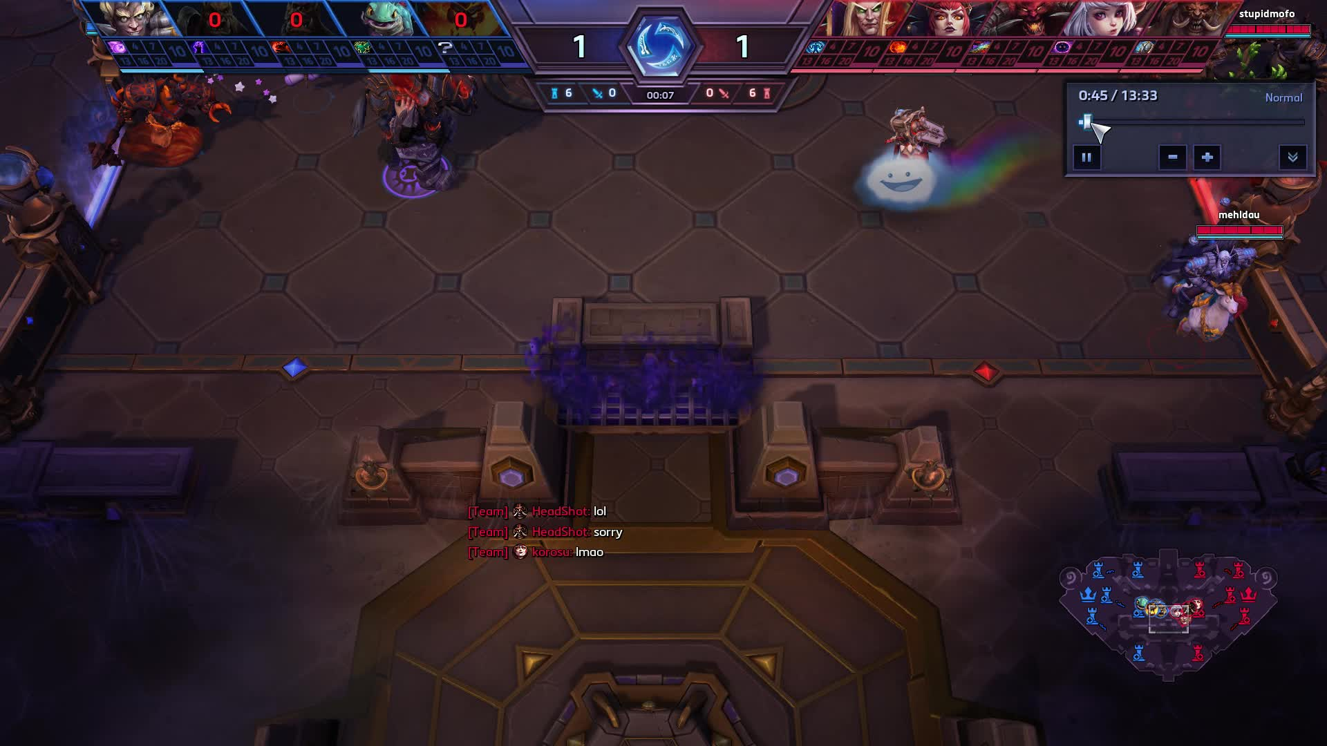 heroesofthestorm, Heroes of the Storm 2019.03.16 - 13.55.04.01 GIFs