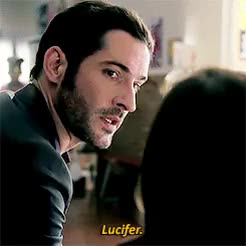 Watch and share Lucifer Morningstar GIFs and Lucifer Fox GIFs on Gfycat