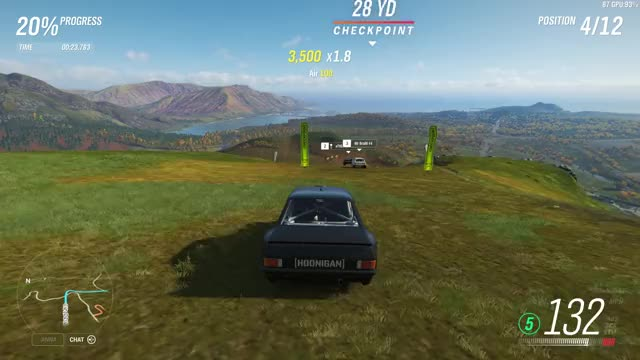 Watch and share Forza Horizon 4 GIFs by Hell_cat1943 on Gfycat