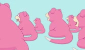 Watch Pokemon Slowpoke GIF on Gfycat. Discover more related GIFs on Gfycat