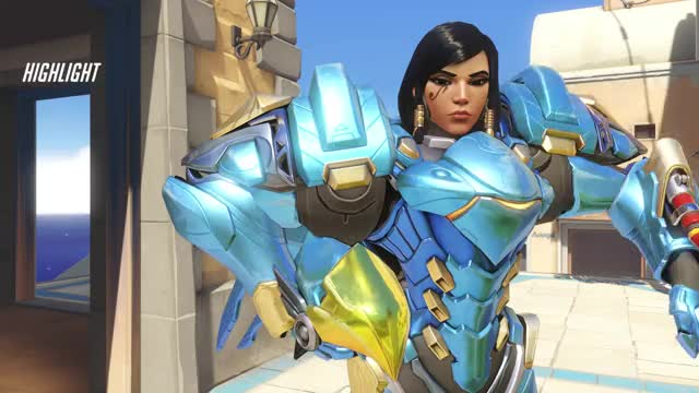 Watch and share Highlight GIFs and Overwatch GIFs by frofire on Gfycat