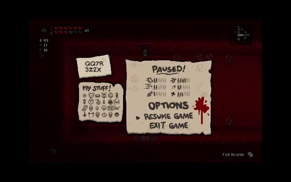 bindingofisaac, This might be the lowest damage I've ever done on an Isaac run. (reddit) GIFs