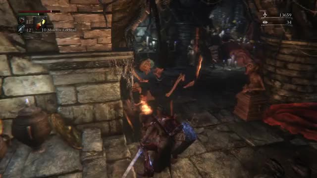 Watch and share Bloodborne™ 20190214230727 GIFs on Gfycat