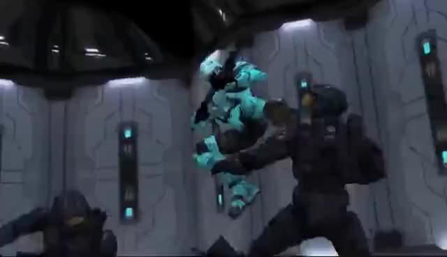red, red vs blue GIFs