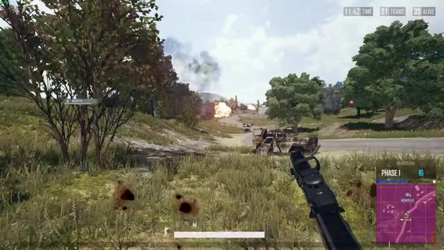 Watch and share Pubg GIFs by ZmirK on Gfycat