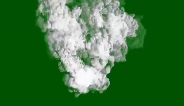 Watch and share Smoke Explosion Green Screen & Black Screen Effect GIFs on Gfycat