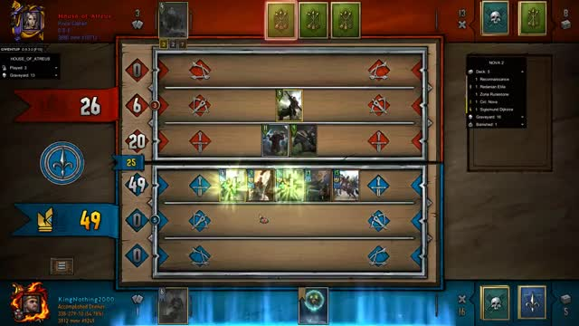 Watch and share Gwent Moments GIFs and King Nothing GIFs by KingNothing2000 on Gfycat
