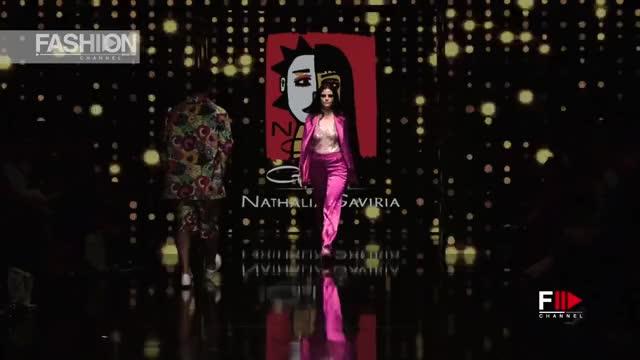 Watch and share Nathalia Gaviria GIFs and Ss20 GIFs by fashion show on Gfycat