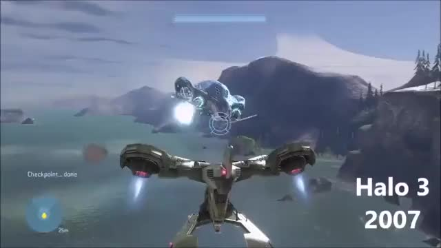 Watch explosions2007 2015 GIF on Gfycat. Discover more gaming, halo GIFs on Gfycat