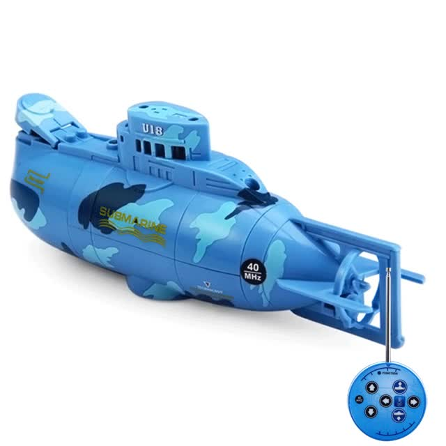 Watch and share Mini RC Submarine 6CH RC Submarine Tourism Boat Radio Remote Control Boat SeaWing Star 3311 Mini RC Submarine Boats Toy For Kids animated stickers on Gfycat