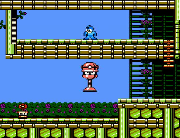 Watch and share Big Stomper GIFs and Mega Man 9 GIFs on Gfycat