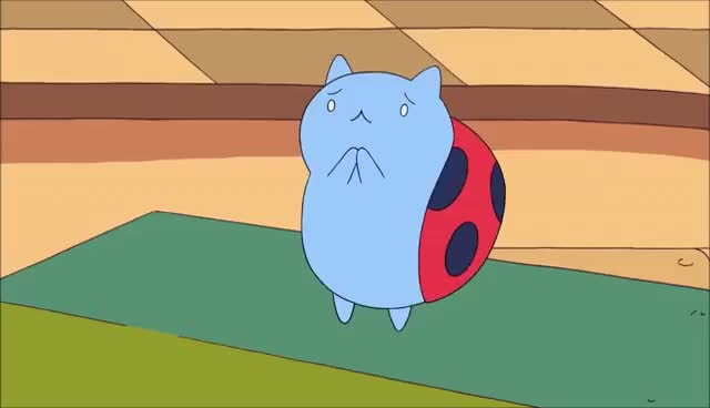 Watch and share Catbug GIFs and Yup GIFs on Gfycat