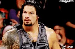 Watch and share Roman Reigns GIFs on Gfycat