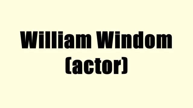 Watch and share William Windom (actor) GIFs on Gfycat