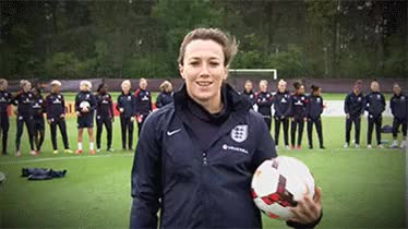 Watch and share Lucy Bronze GIFs on Gfycat