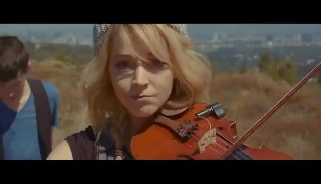 Watch and share It Ain't Me - Lindsey Stirling And KHS (Selena Gomez & Kygo Cover) GIFs on Gfycat