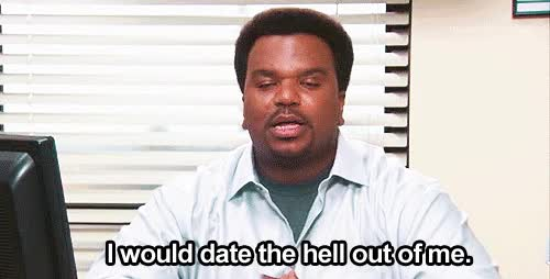 Watch and share Craig Robinson GIFs on Gfycat