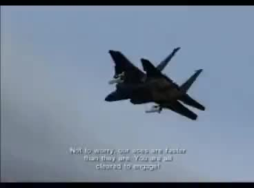 Watch and share Ace Combat GIFs on Gfycat