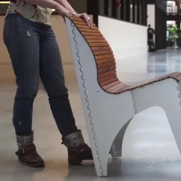 Foldable chair GIFs