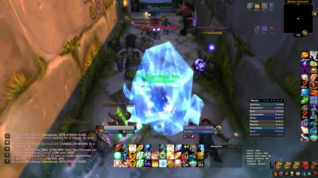Watch and share World Of Warcraft - Classic 2020.04.28 - 21.20.13.322.DVR GIFs on Gfycat