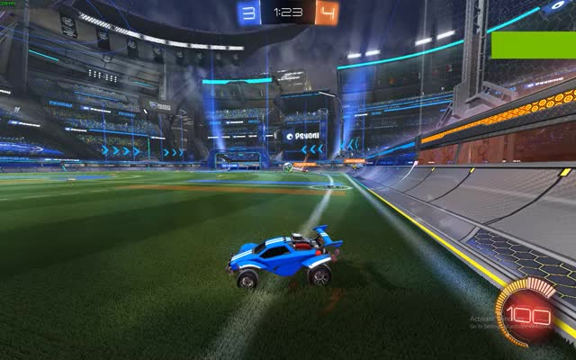 Watch and share Rocket League GIFs by tinytimothy22 on Gfycat