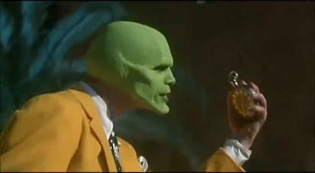 Watch The Mask, répliques cultes GIF on Gfycat. Discover more jim carrey GIFs on Gfycat