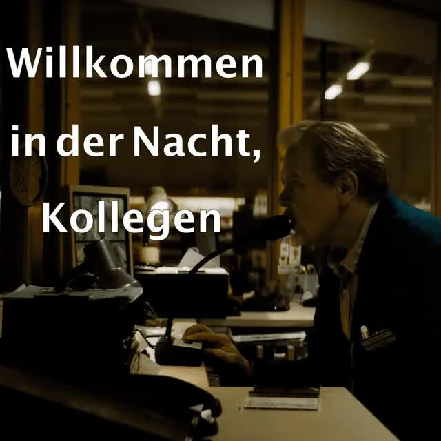 Watch and share Willkommen In Der Nacht GIFs by VanillaChief on Gfycat