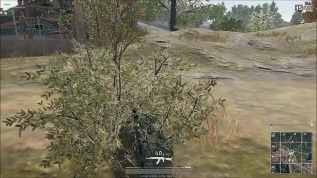 Watch and share Ghillie Suits Are OP GIFs on Gfycat