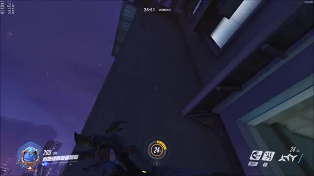 Watch PTR flank GIF by @ghezzz on Gfycat. Discover more flank, lijiang tower, overwatch GIFs on Gfycat