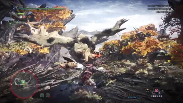 Watch and share Monster Hunter World 20180206233839 GIFs by kaiser9 on Gfycat