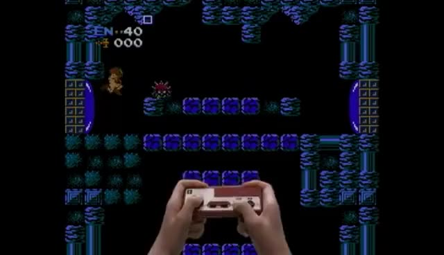 Watch and share Metroid NES GIFs on Gfycat