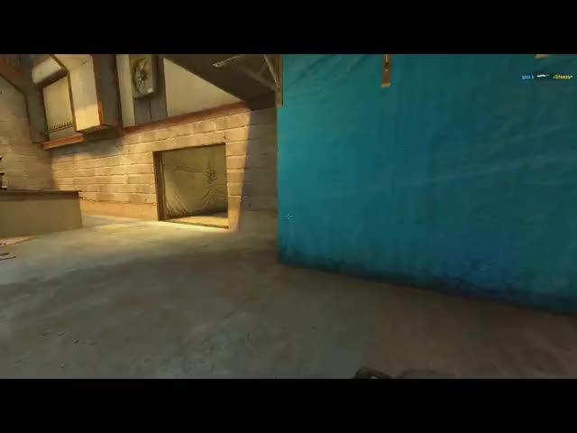 Watch and share The Sickest Wallbang Of My Whole Cs Career (reddit) GIFs on Gfycat