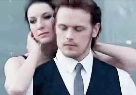 Watch and share Jamie And Claire GIFs and Caitriona Balfe GIFs on Gfycat
