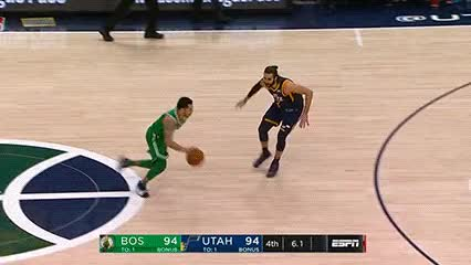 Watch and share Jaylen Brown — Boston Celtics GIFs by Off-Hand on Gfycat
