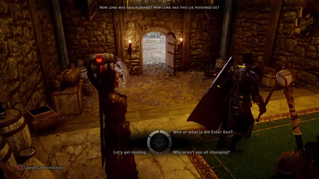 dragon age, gamephysics, gaming, video games, [Dragon Age: Inquisition] Impatience GIFs