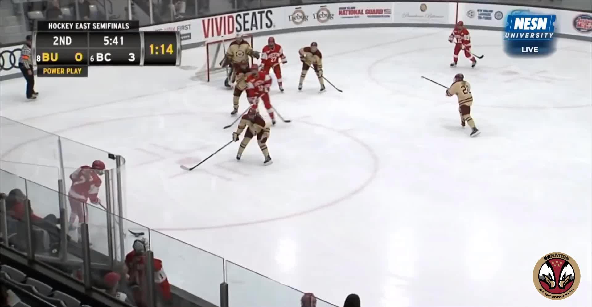 hockey, 4 BU (W) BU 3/9/19 GIFs