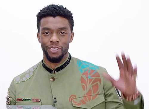 Watch and share Chadwick Boseman GIFs and Celebs GIFs on Gfycat