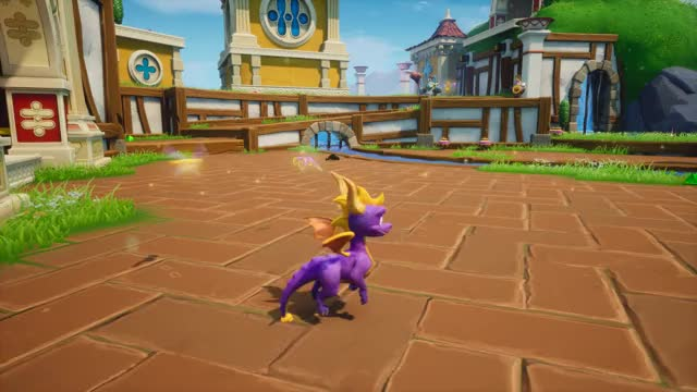 Watch and share Spyro Reignited Trilogy 2020.01.07 - 18.33.38.03.DVR GIFs on Gfycat