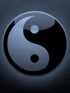Watch and share YING YANG: Blue GIFs on Gfycat