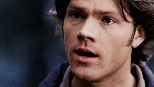Watch Okay?Okay! GIF on Gfycat. Discover more 215, Jared Padalecki, Jensen Ackles, g215, mine: brothers, s2, sam winchester, spndeanwinchester, spnedit, tall tales, yaelsgifs GIFs on Gfycat