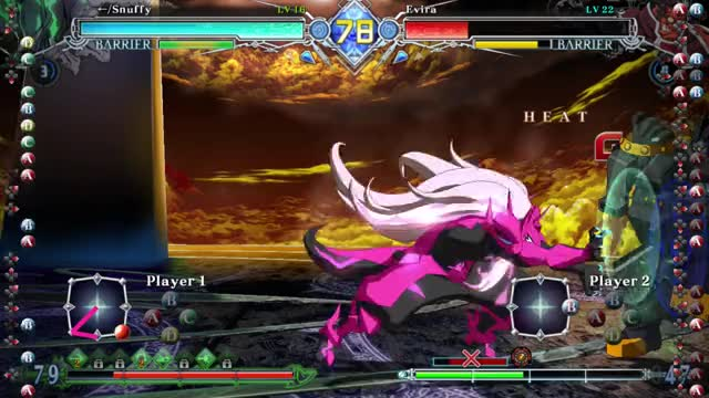 Watch and share BBCF Switch: Susano'o Astral Confirm GIFs by snuffychris605 on Gfycat