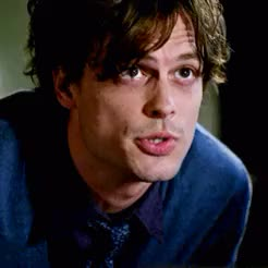 Watch and share Matthew Gray Gubler GIFs and Criminal Minds GIFs on Gfycat