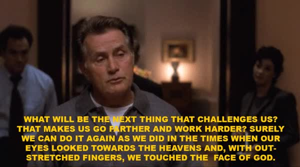 Watch and share Martin Sheen GIFs on Gfycat