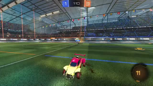 Watch and share This Is Rokt Leeg GIFs and Rocket League GIFs on Gfycat