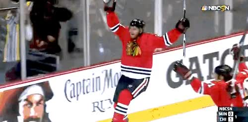 Watch and share Chicago Blackhawks GIFs on Gfycat